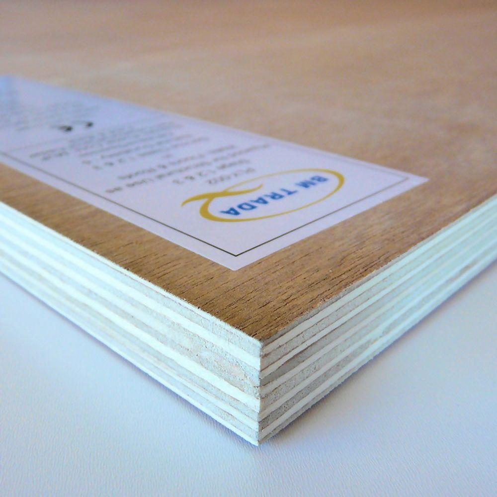 Q Mark Hardwood Plywood 1220X600X18mm [f]